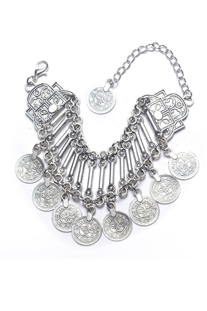Antique ασημένιο βραχιόλι greek store   αξεσουαρ   face   body jewellery   body jewellery  greek store   α