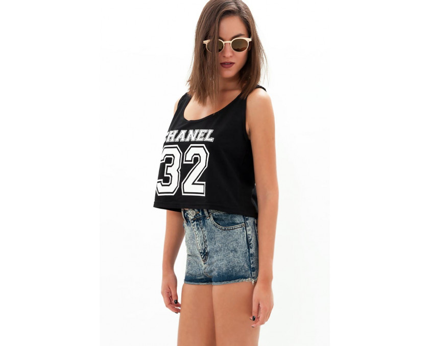 Chanel 32 tank top