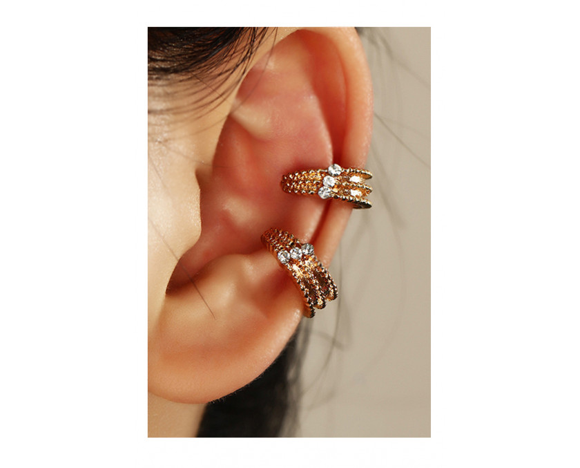 Diamond Ear Clip