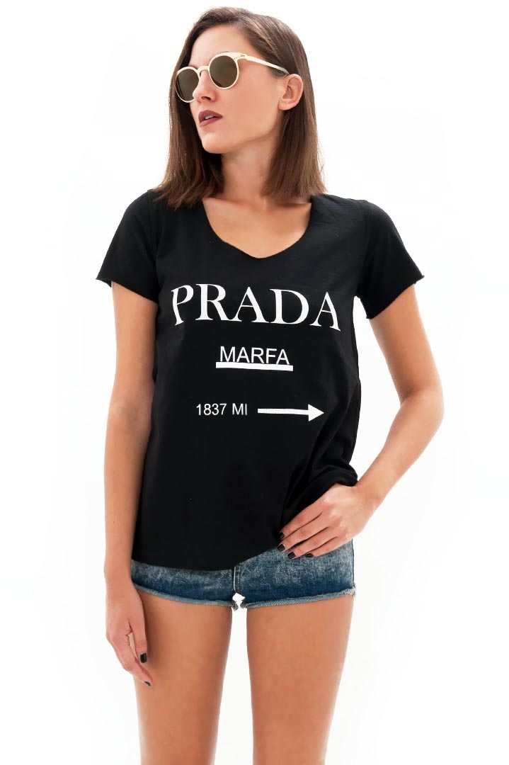Prada μπλουζάκι greek store   t shirts  greek store   ρουχα   tops   t shirts  greek store   ρου